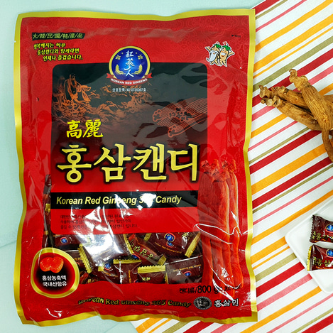 고려홍삼캔디 800g, Korean Red Ginseng candy 800g