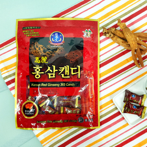 고려홍삼캔디 200g, Korean Red Ginseng candy 200g